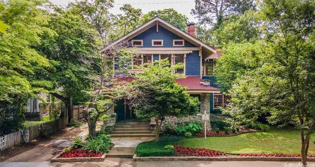 1909 S Arch, Little Rock, AR 72206 (MLS #21018294) :: The Angel Group
