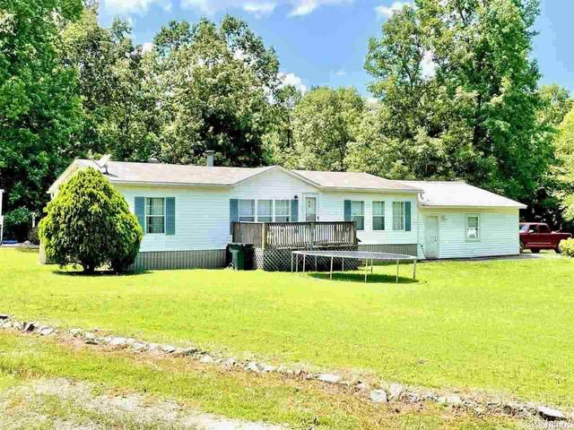 1292 S Harris, Pearcy, AR 71964 (MLS #21018540) :: The Angel Group