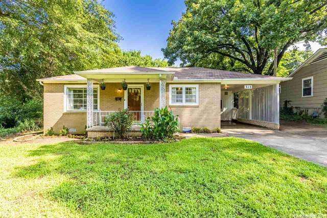 315 W 33rd, North Little Rock, AR 72118 (MLS #21018541) :: The Angel Group