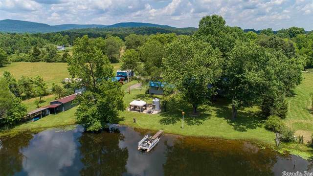 111 Blissful, Mena, AR 71953 (MLS #21018744) :: The Angel Group
