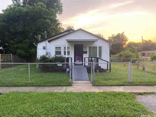 323 Second, Jonesboro, AR 72401 (MLS #21018868) :: The Angel Group