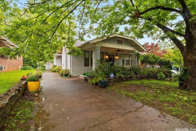 207 Linwood, Little Rock, AR 72205 (MLS #21018896) :: The Angel Group