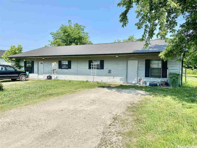 301 SE Third, Hoxie, AR 72433 (MLS #21018943) :: The Angel Group