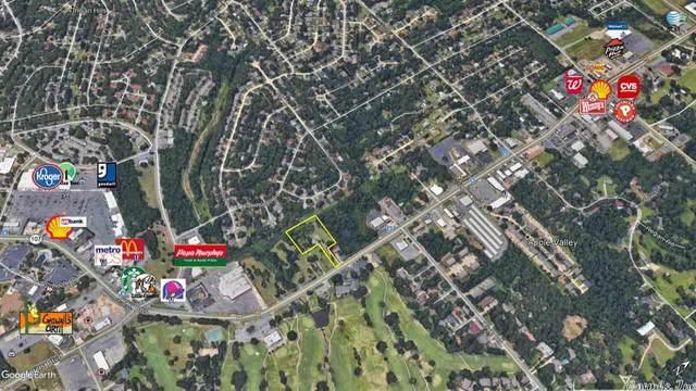 7601 Highway 107, Sherwood, AR 72120 (MLS #21018948) :: The Angel Group