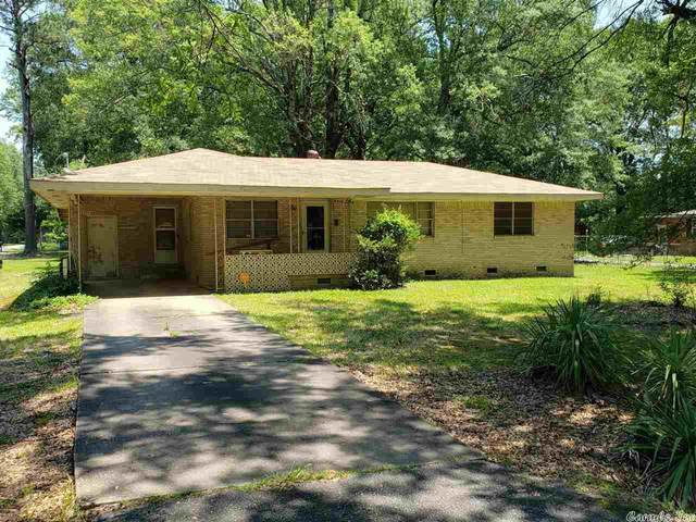 4201 S Ohio, Pine Bluff, AR 71601 (MLS #21019003) :: The Angel Group