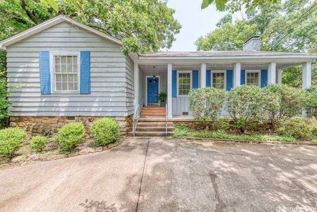 6410 Cantrell, Little Rock, AR 72207 (MLS #21019019) :: The Angel Group