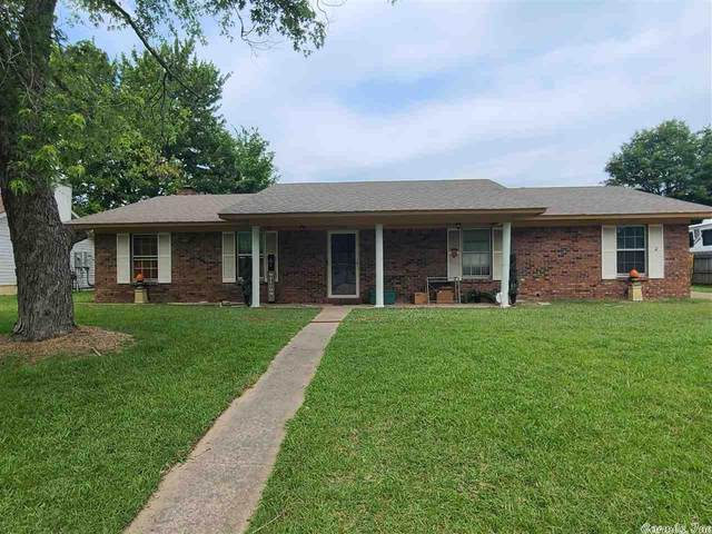 3803 Royal Forest, Pine Bluff, AR 71603 (MLS #21019020) :: United Country Real Estate