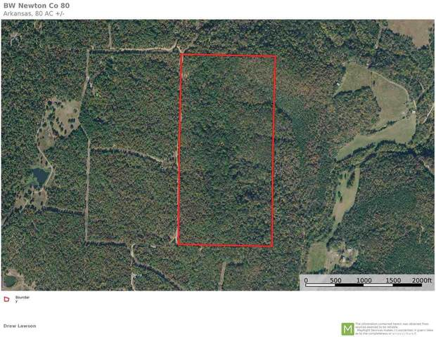 0 Tom Thumb Cemetery Rd, Marble Falls, AR 72601 (MLS #21019021) :: The Angel Group