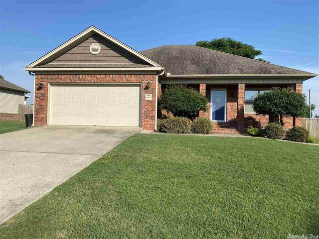 2812 Browning, Cabot, AR 72023 (MLS #21019058) :: The Angel Group