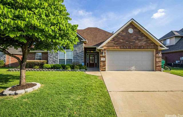 1130 Torbay Trace, Centerton, AR 72719 (MLS #21019075) :: The Angel Group