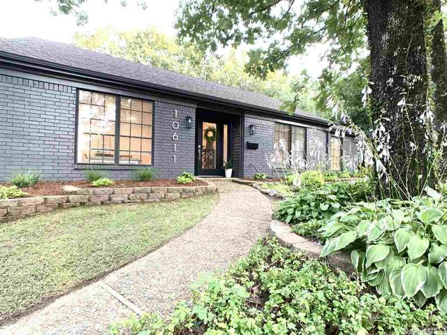 10611 San Joaquin Valley, Little Rock, AR 72212 (MLS #21019136) :: United Country Real Estate