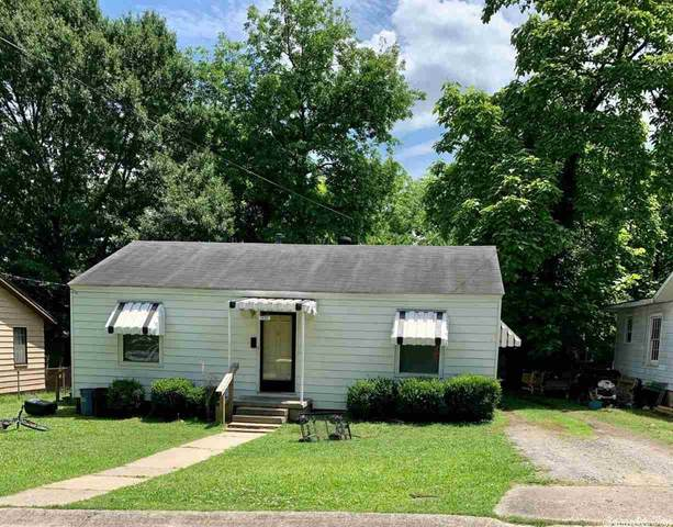 1420 W 21st, North Little Rock, AR 72114 (MLS #21019161) :: The Angel Group