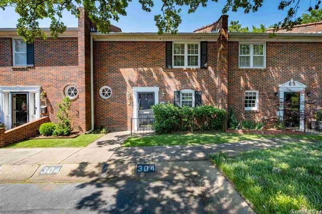 304 Cambridge Place, Little Rock, AR 72227 (MLS #21019186) :: The Angel Group