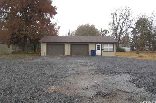 601 W Dewitt Henry Drive, Beebe, AR 72012 (MLS #21019313) :: The Angel Group