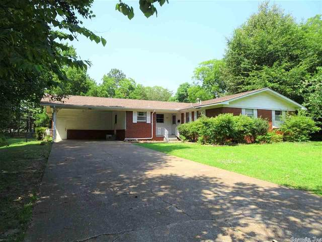1920 W Arch, Searcy, AR 72143 (MLS #21019315) :: The Angel Group