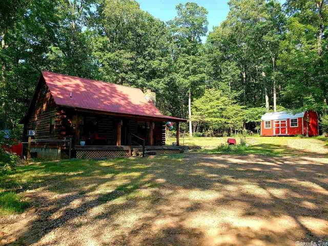 3255 Shady Grove Road, Leslie, AR 72645 (MLS #21019368) :: United Country Real Estate