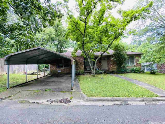 205 Shirley, Hot Springs, AR 71913 (MLS #21019416) :: United Country Real Estate