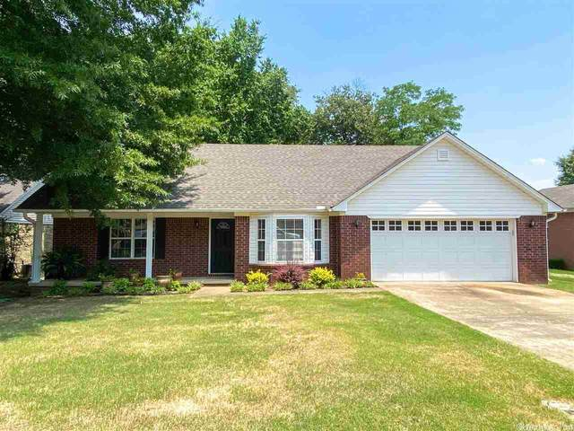 104 Belle Meade, Searcy, AR 72143 (MLS #21019421) :: United Country Real Estate