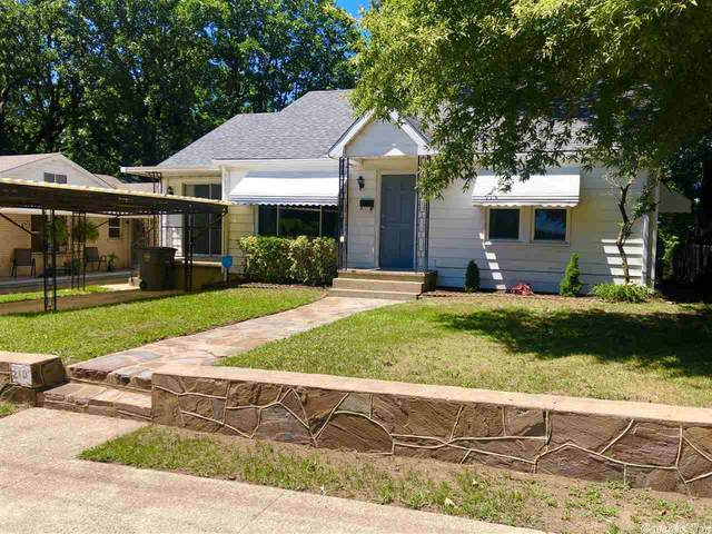 210 Woodlawn, Hot Springs National Park, AR 71913 (MLS #21019439) :: United Country Real Estate