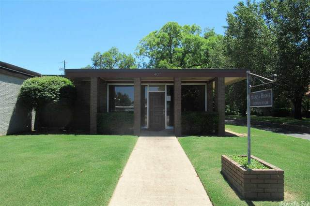 407 W Arch, Searcy, AR 72143 (MLS #21019479) :: United Country Real Estate