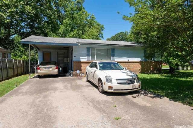 228 Laurel, Jacksonville, AR 72076 (MLS #21019496) :: United Country Real Estate
