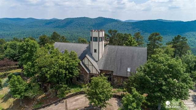 193 Castle Mtn., Mena, AR 71953 (MLS #21019513) :: The Angel Group