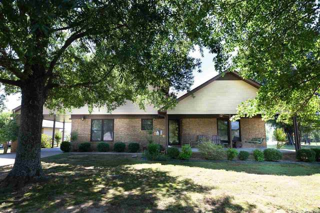 154 Jim Corbitt, Beebe, AR 72012 (MLS #21019528) :: United Country Real Estate