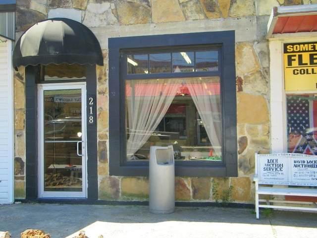 218 W Main, Mountain View, AR 72560 (MLS #21019534) :: The Angel Group