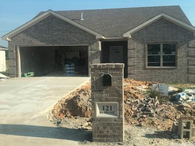121 Redwood, Bono, AR 72416 (MLS #21019542) :: United Country Real Estate