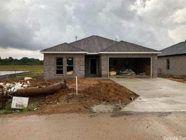 127 Redwood, Bono, AR 72416 (MLS #21019569) :: United Country Real Estate