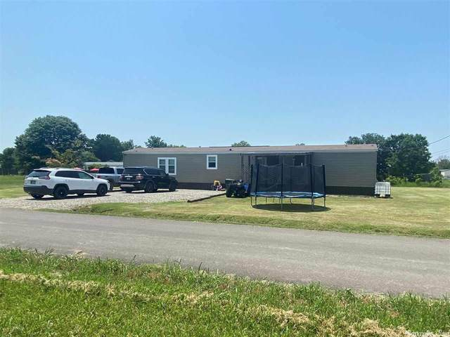301 James Street, Swifton, AR 72471 (MLS #21019587) :: United Country Real Estate