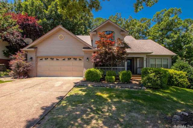 4206 Forest Dale, Little Rock, AR 72223 (MLS #21019639) :: The Angel Group