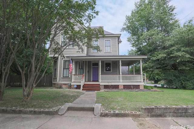 2300 S Gaines, Little Rock, AR 72206 (MLS #21019694) :: The Angel Group