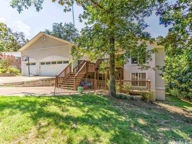 119 Colt Drive, Hot Springs, AR 71913 (MLS #21019758) :: The Angel Group