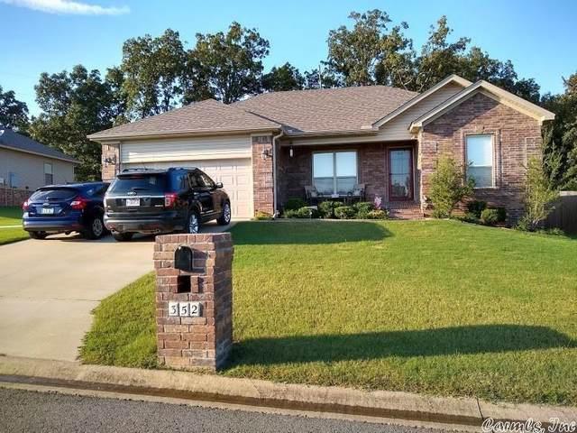 352 Austin Creek, Austin, AR 72007 (MLS #21019819) :: The Angel Group