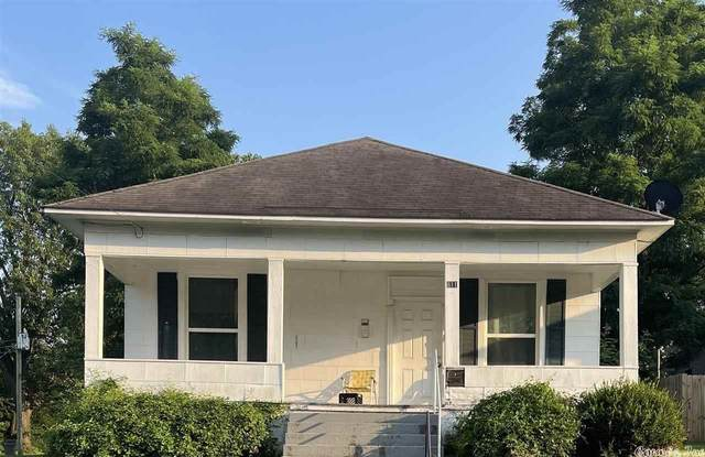 611 E Cherry, Jonesboro, AR 72401 (MLS #21019905) :: The Angel Group
