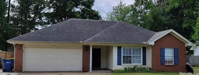 219 Rodney Guthrie Dr, Cabot, AR 72023 (MLS #21020116) :: The Angel Group