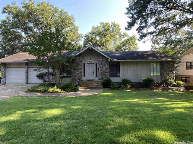 10613 Brazos Valley, Little Rock, AR 72212 (MLS #21020127) :: The Angel Group
