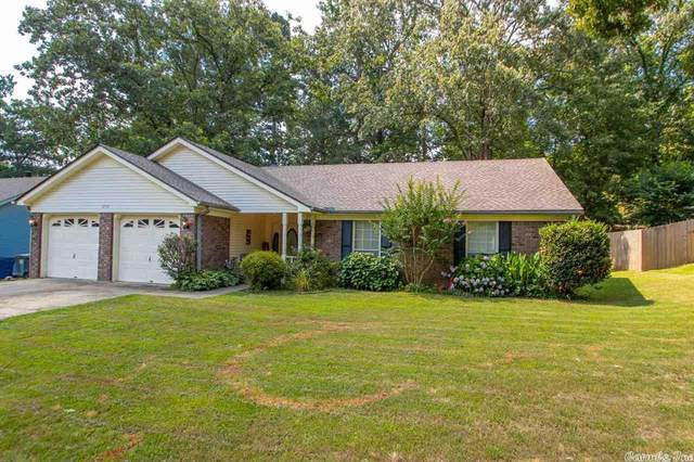 210 Dogwood Place, Bryant, AR 72022 (MLS #21020132) :: The Angel Group