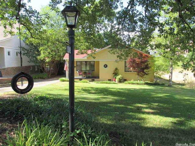 4924 Stonewall, Little Rock, AR 72207 (MLS #21020147) :: The Angel Group
