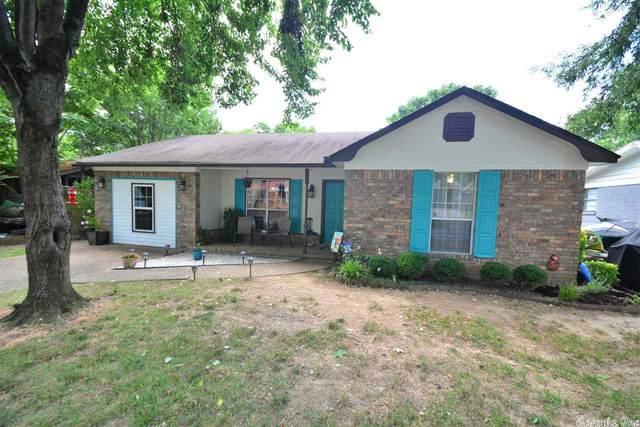 5621 Shamrock Drive, North Little Rock, AR 72118 (MLS #21020300) :: The Angel Group