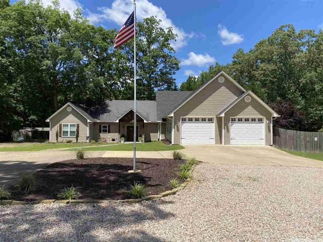 170 Peppermint, Hot Springs, AR 71913 (MLS #21020319) :: The Angel Group