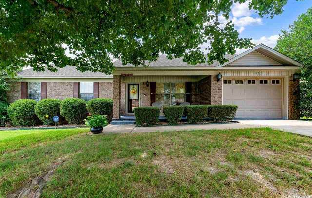 607 Sherry, Beebe, AR 72012 (MLS #21020358) :: The Angel Group