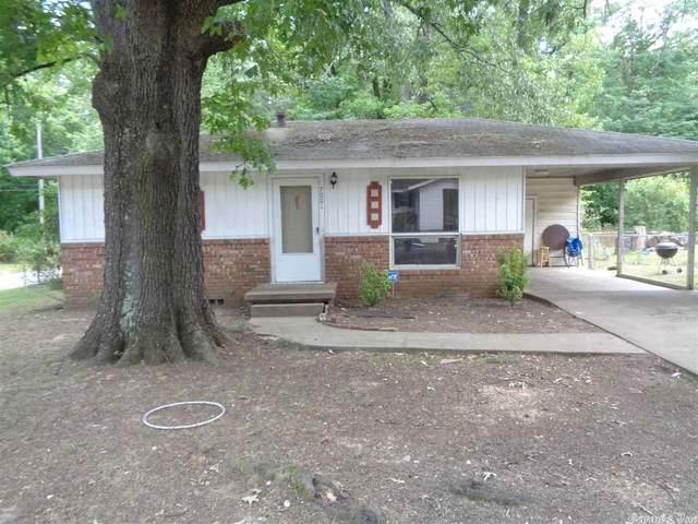 7001 E Wakefield, Little Rock, AR 72209 (MLS #21020432) :: The Angel Group