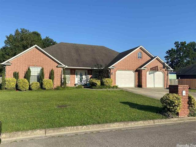5701 S 27th, Paragould, AR 72450 (MLS #21020447) :: The Angel Group