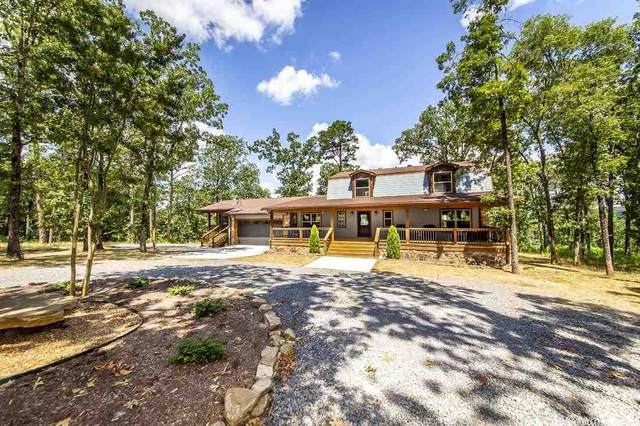 235 Ring, Greers Ferry, AR 72067 (MLS #21020557) :: The Angel Group