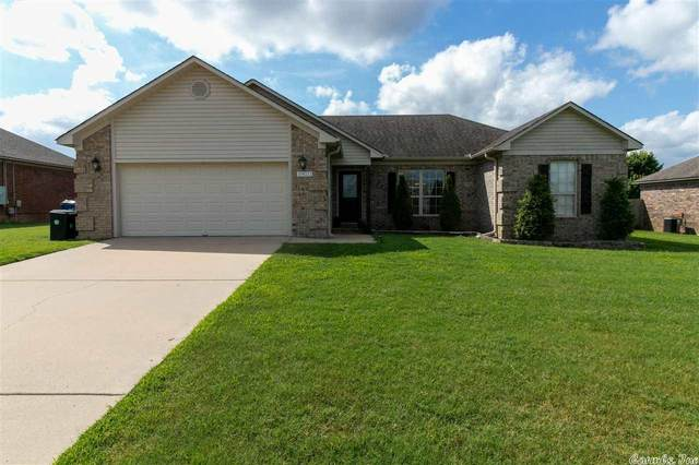 2422 Toccata, Cabot, AR 72023 (MLS #21020647) :: The Angel Group