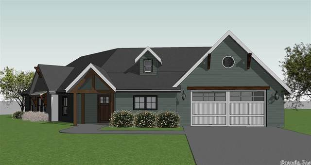 995 Woodland Cove, Conway, AR 72034 (MLS #21020650) :: The Angel Group
