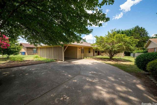 108 Club, Conway, AR 72034 (MLS #21020881) :: The Angel Group