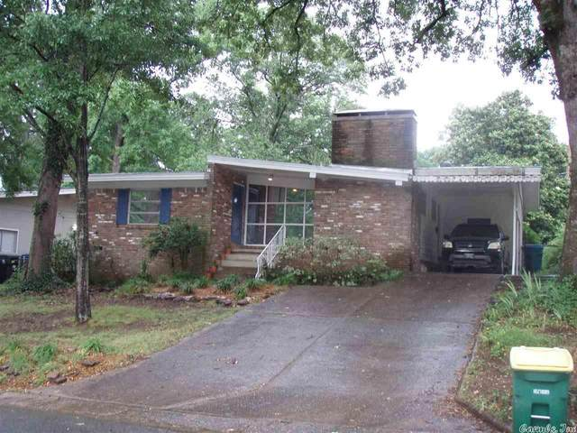 22 Glenmere, Little Rock, AR 72204 (MLS #21020926) :: The Angel Group